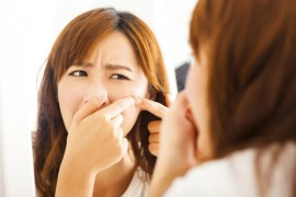 脸长暗疮粉刺?不用花钱吃药,只要微调小习惯就能改善痘痘