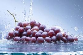 葡萄美味好处多 抗痘消炎排宿便