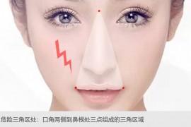 19岁女孩挤痘引发颅内感染 危险三角区别乱挤